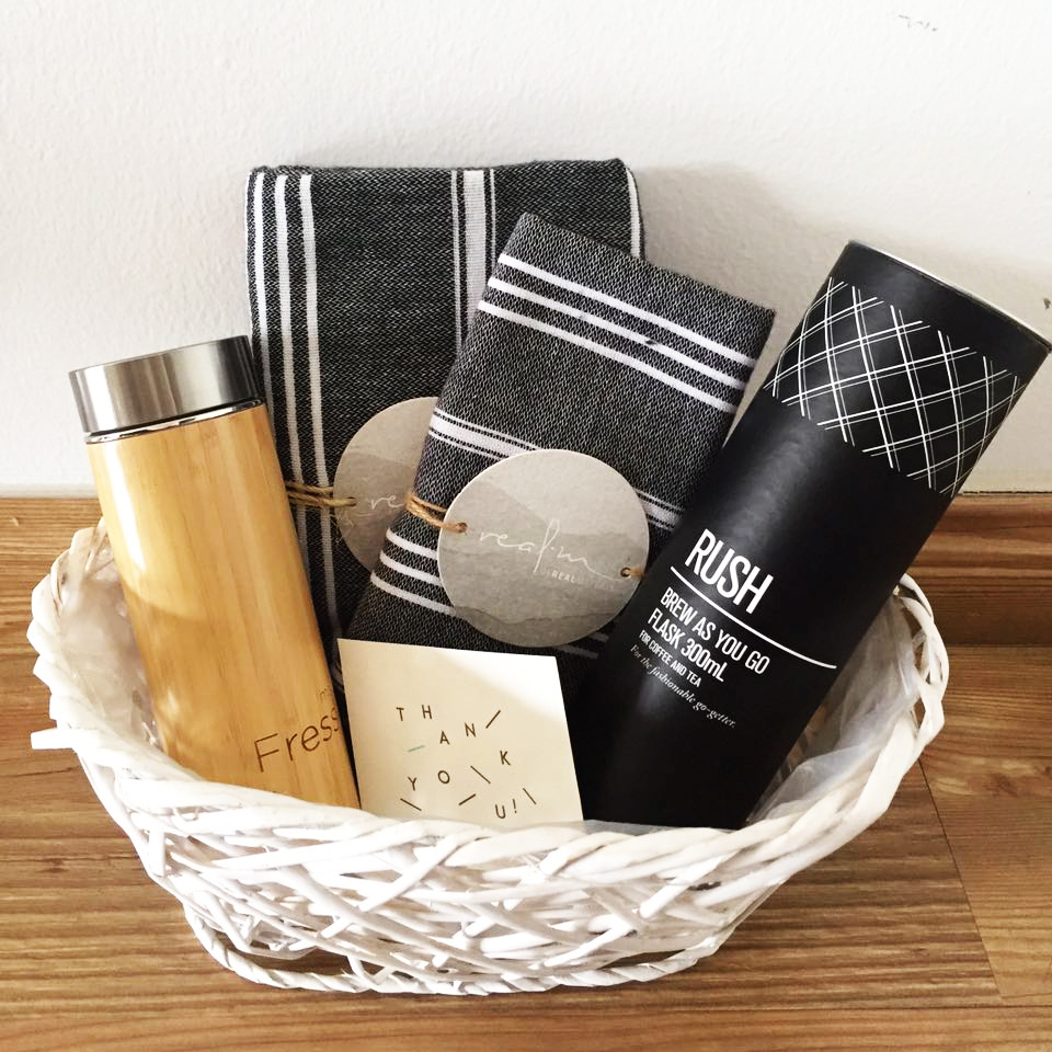 Image of Real.m Corporate Gift Peshtemal Towel Set