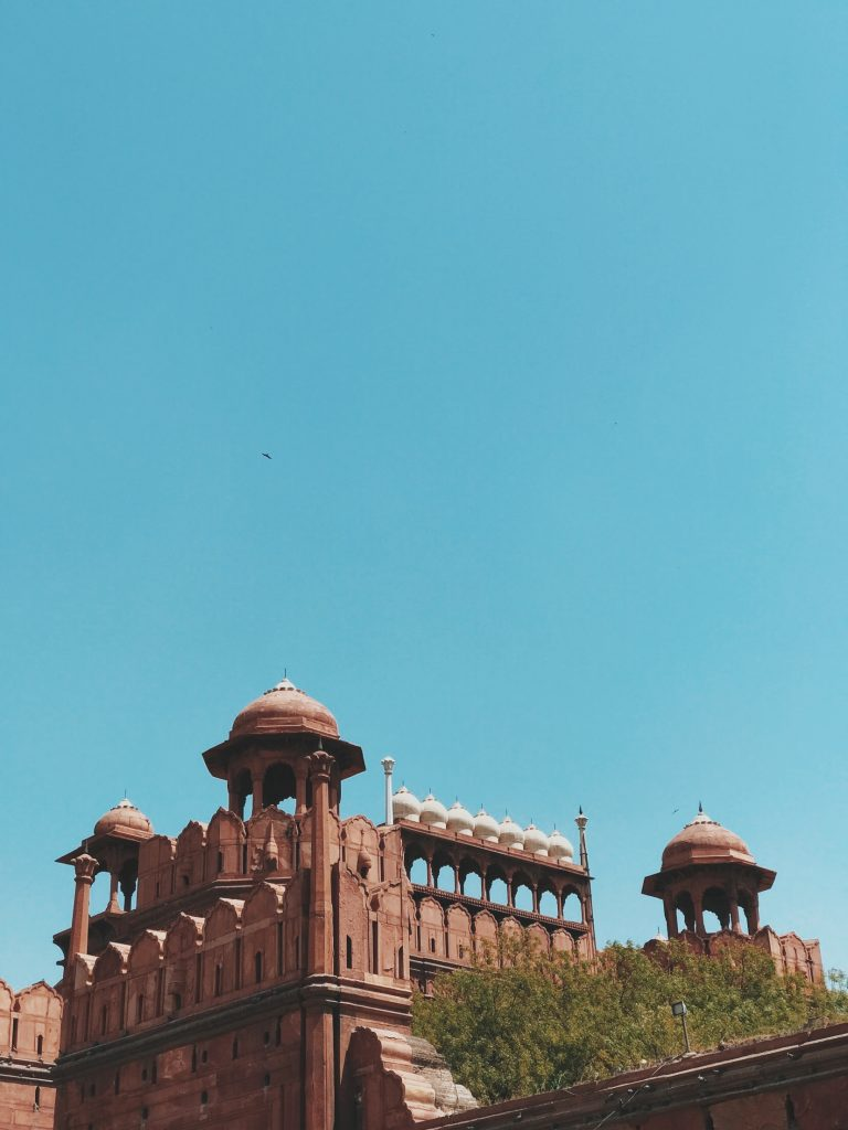 Real.m 3 Days in India Red Fort Delhi
