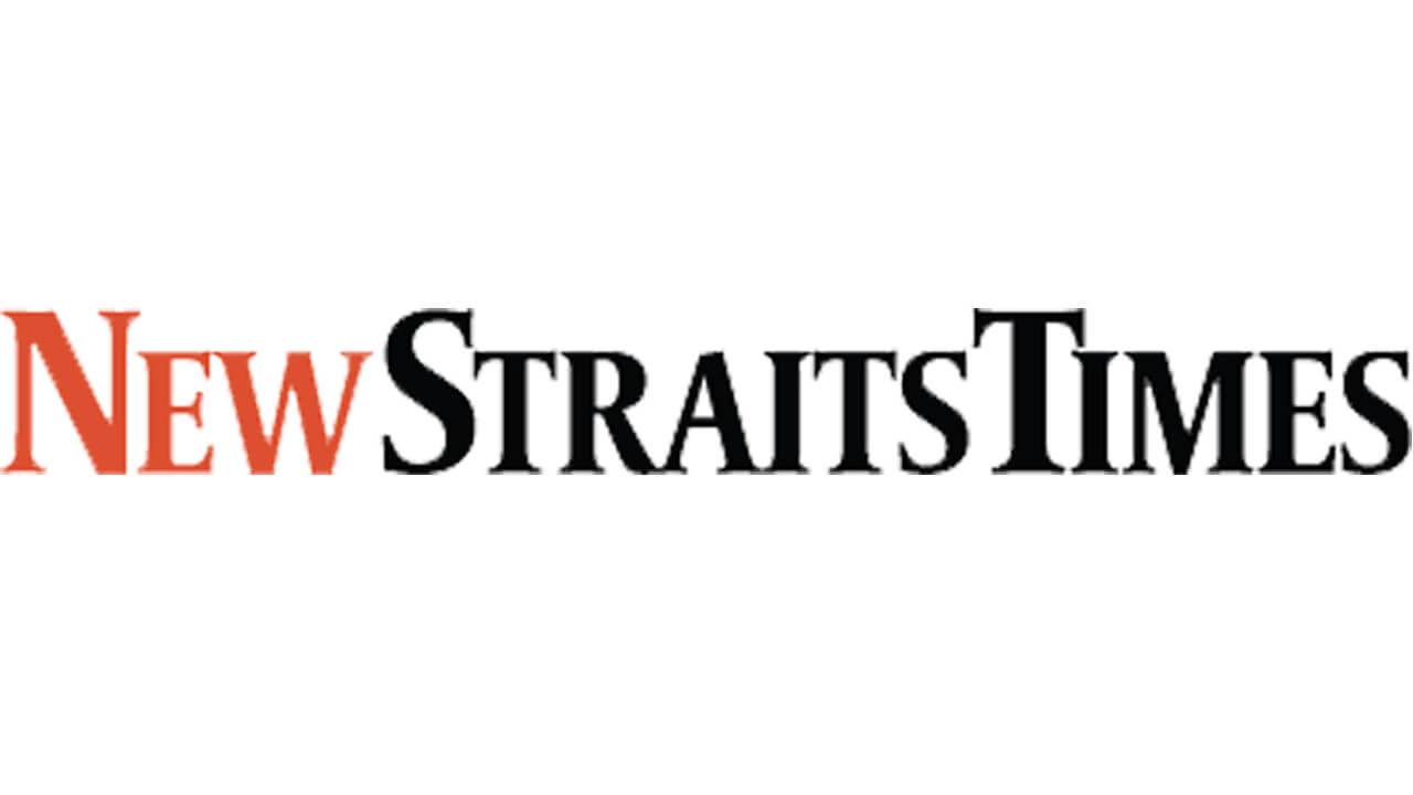 New Straits Times logo